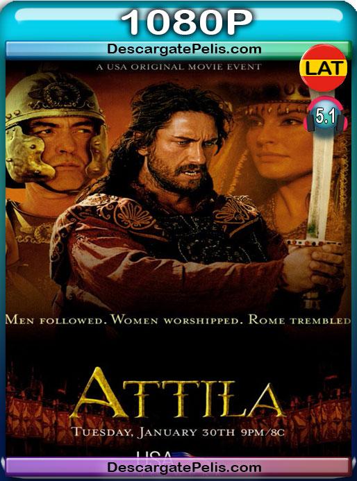 Atila el Huno (2001) 1080P BRrip Latino – Ingles