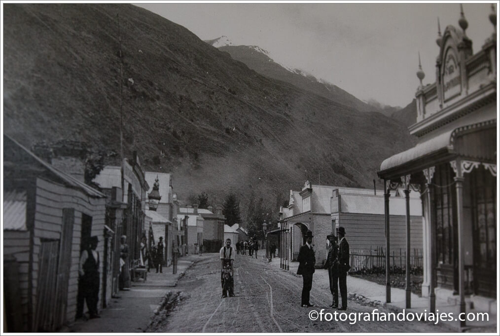 Arrowtown en 1905
