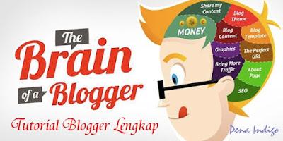 Tutorial Blogger Lengkap Gratis Terbaru