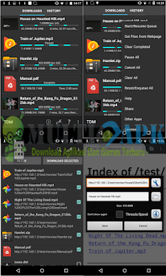 Turbo Download Manager Pro Apk v4.33