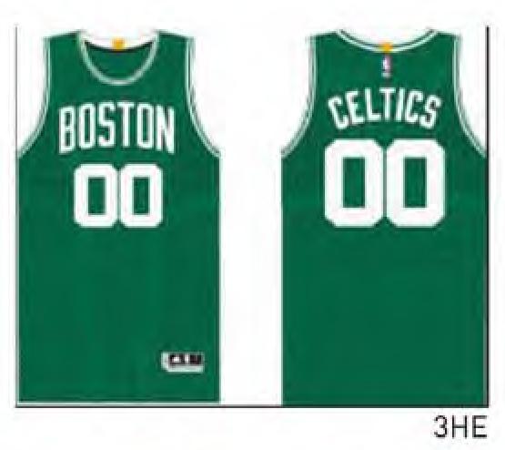 Boston Celtics making a change to their away uniforms  dc0765b37