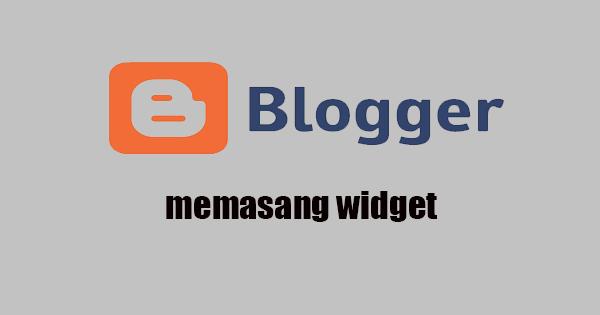 widget belangganan