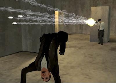Enter the Matrix (PS2) 2003