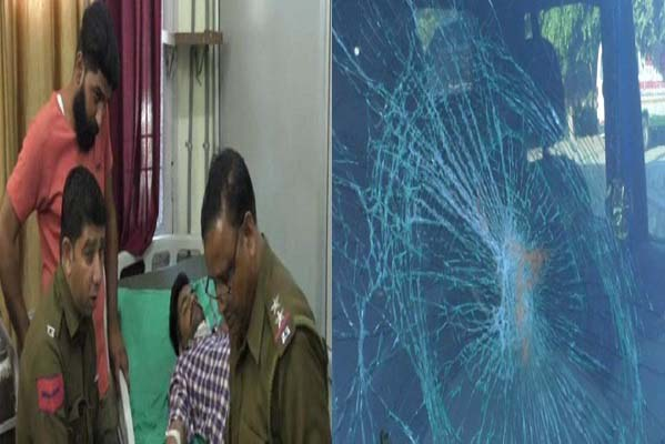 यमुनानगर में गौतास्कारों ने की गौरक्षकों पर ताबड़तोड़ फायरिंग, गौरक्षक घायल, मौके पर पहुंची पुलिस