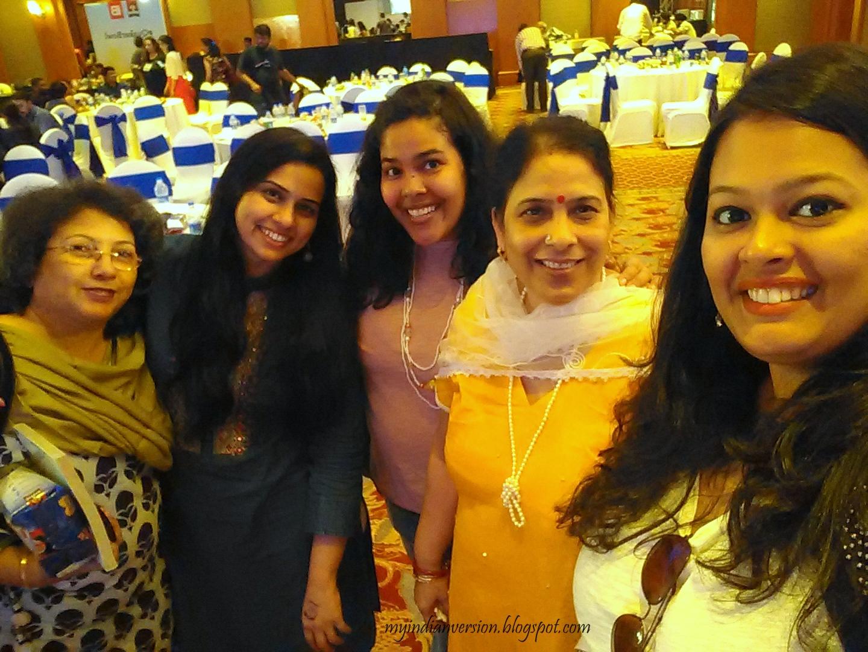 Meet indian friends