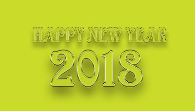 Happy New Year 2018 Greetings, Happy New Year Status For Whatsapp, Facebook