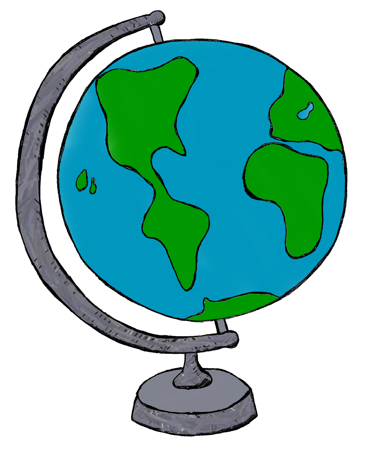 Clip Art by Carrie Teaching First: My World Doodles clip ...