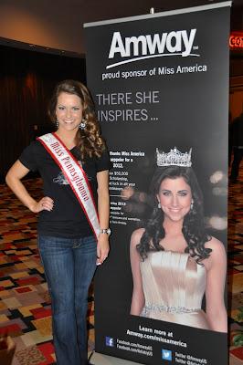Meet Miss Pennsylvania Teen 2012