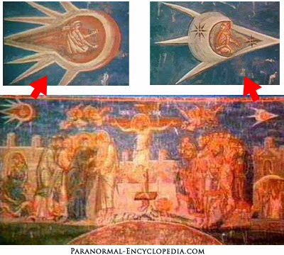 UFOk a művészettörténetben