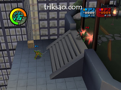 Teenage Mutant Ninja Turtles 2: Battle Nexus Free Download Games