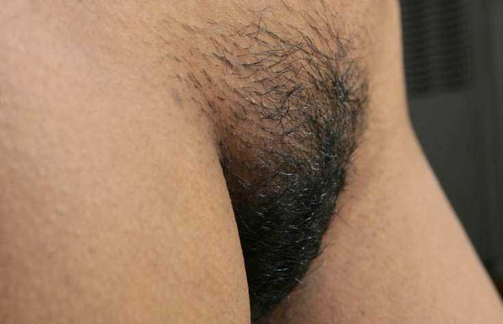 Hairy pussy from india