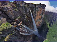 Angel Falls, the Tallest Waterfall in the World