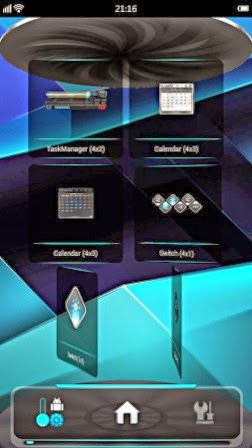 Next Launcher 3D Shell Download