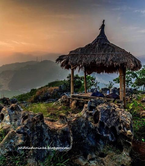 Stone Garden, Pesona Keindahan Indonesia Dari Jawa Barat