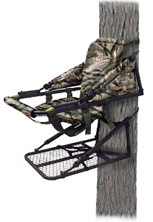 Outdoors Arkansas The Gorilla Climbing Treestand