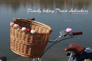 Семейно колоездене: Пикник приключения / Family biking: Picnic Adventure