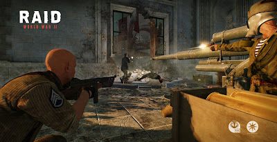 Raid: World War II Game Image 2