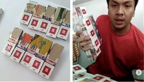 Seorang Pemilik Toko Di Medan Jadi Korban Penipuan Oknum Sales Rokok, Simak Videonya