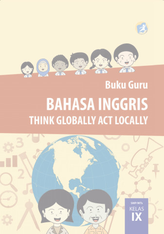 Download Buku Guru Kurikulum 2013 SMP MTs Kelas 9 Mata Pelajaran Bahasa Inggris