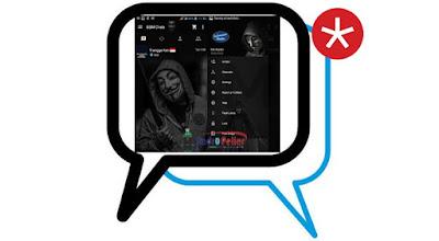 BBM Black Anonymous v.3.0.0.18 Apk Terbaru Gratis