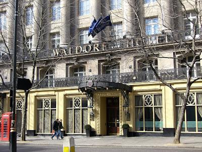 The Waldorf Hilton Hotel