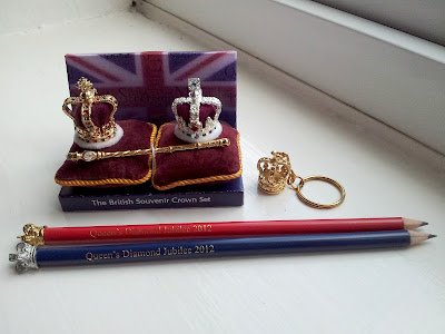 Crowns&Regalia, Jubilee Souvenir, Jubilee Crown