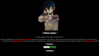 Berhasil Deface Website Lokomedia