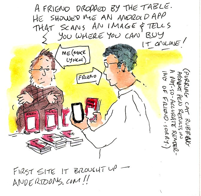 Mike Lynch Cartoons: Sketchbook: Mike Lynch Cartoons the ...