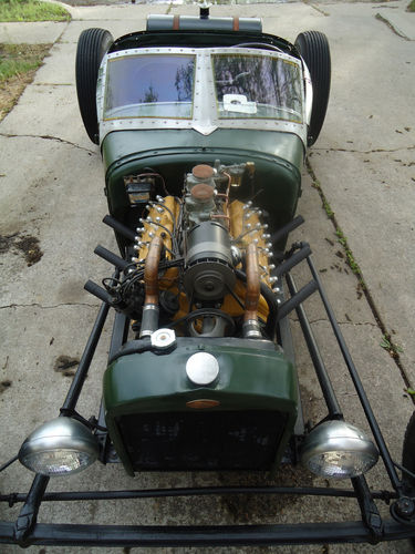 Daily Turismo: 5k: 1927 Ford