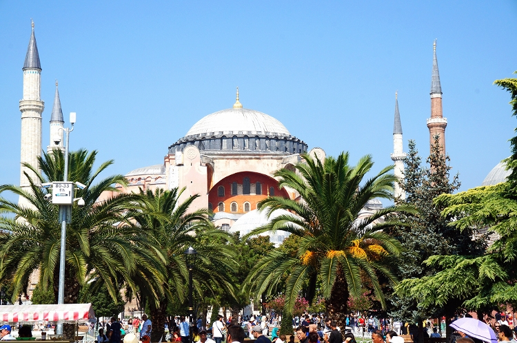 Euriental | Istanbul, Turkey. The Ayasofya