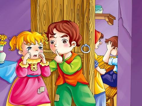 Hansel y Gretel, cuentos infantiles clásicos