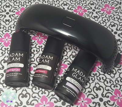 Madam Glam One Step Gel | Kat Stays Polished