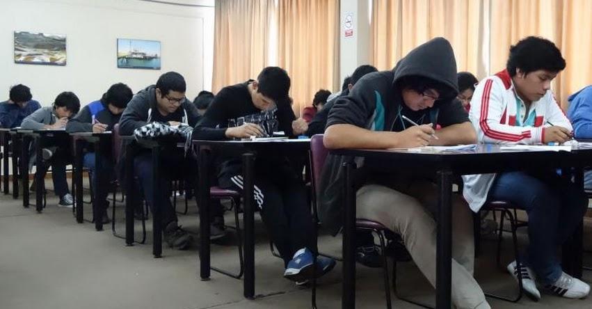 UNI: Mañana se inicia Examen de Admisión 2018-1 ofreciendo 843 vacantes en la Universidad Nacional de Ingeniería - www.uni.edu.ni