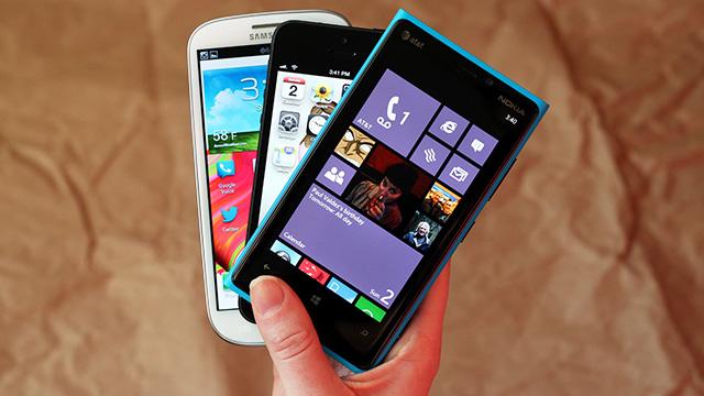 Quantos smartphones e celulares eu ja tive? 1