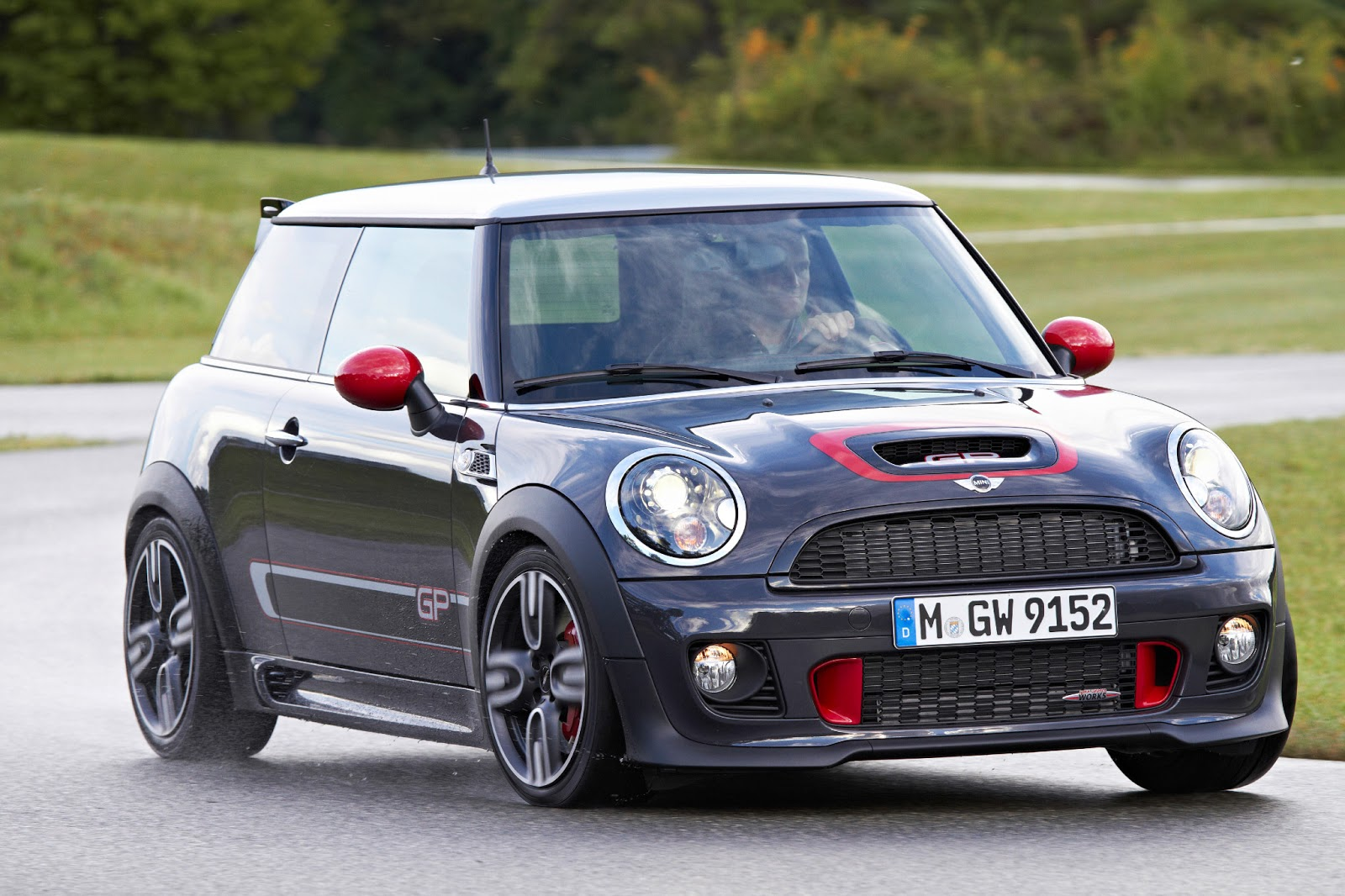 Edrive Magazine Road Test Mini Cooper S John Cooper Works Gp
