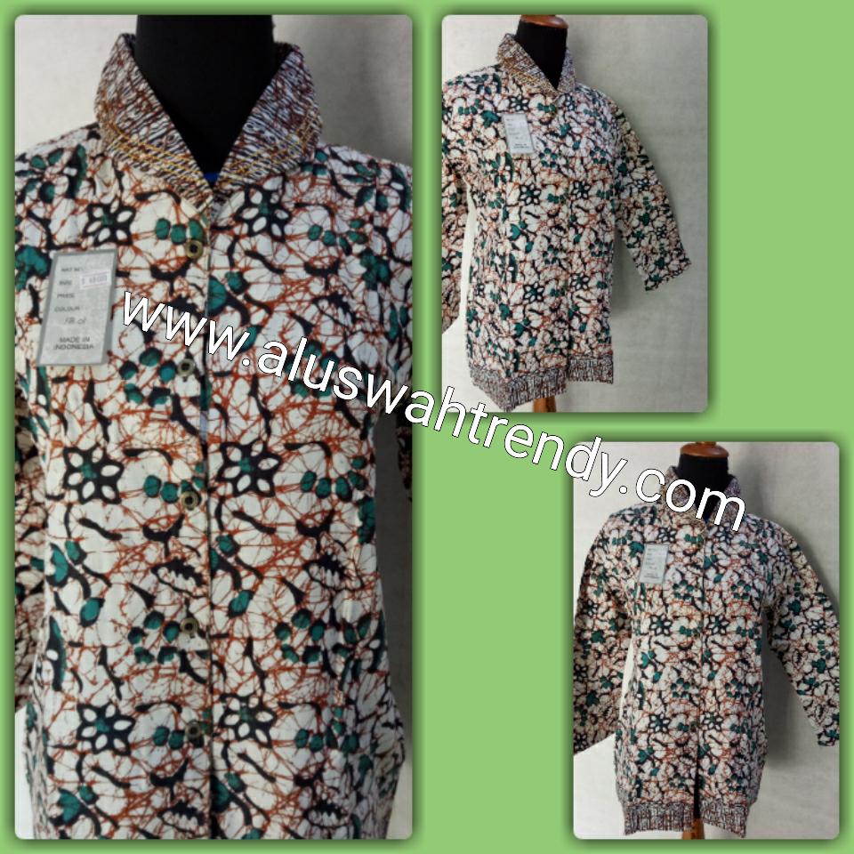 Blus Batik 010