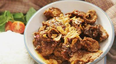 Resep semur, Semur Daging Malbi, Masakan Palembang, wisata kuliner, bisnis kuliner, semur daging