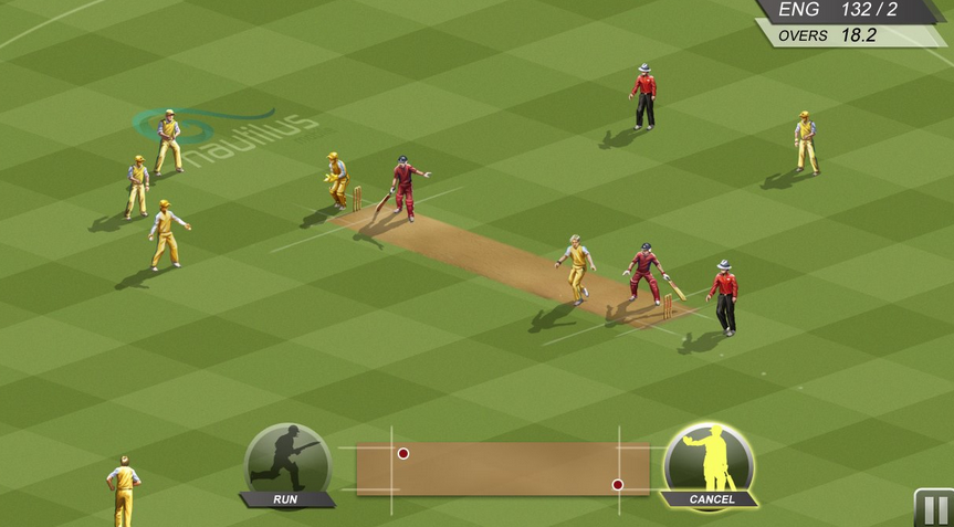 cricket free game  for windows 7