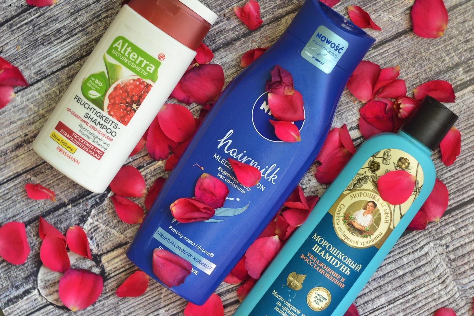 Babuszka Agafia malina moroszka szampon
