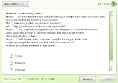 Prediksi UTN PLPG Bahasa Indonesia