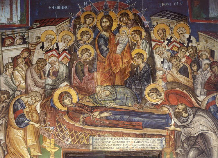 Εγκύκλιος Δεκαπενταυγούστου Μητροπολίτου Αλεξανδρουπόλεως Ανθίμου