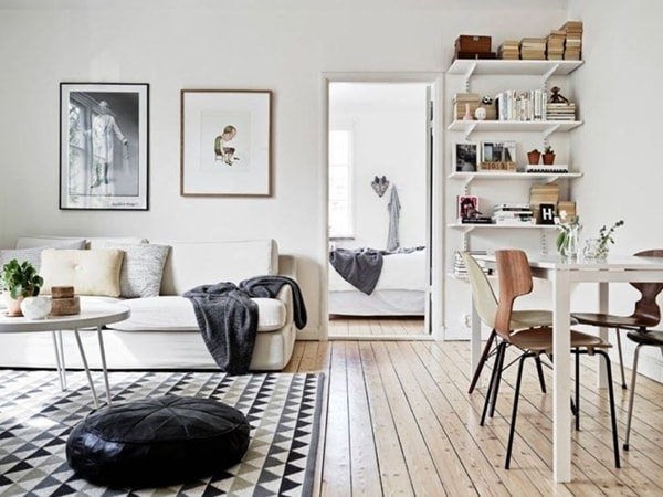 Tips To Take Advantage of The Space In Small Rooms 2