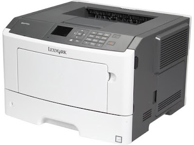 Lexmark MS315DN Driver Download