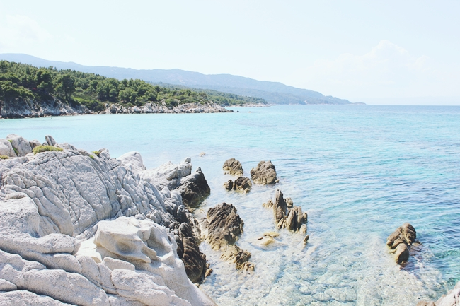 must-see places in Sithonia in Greece