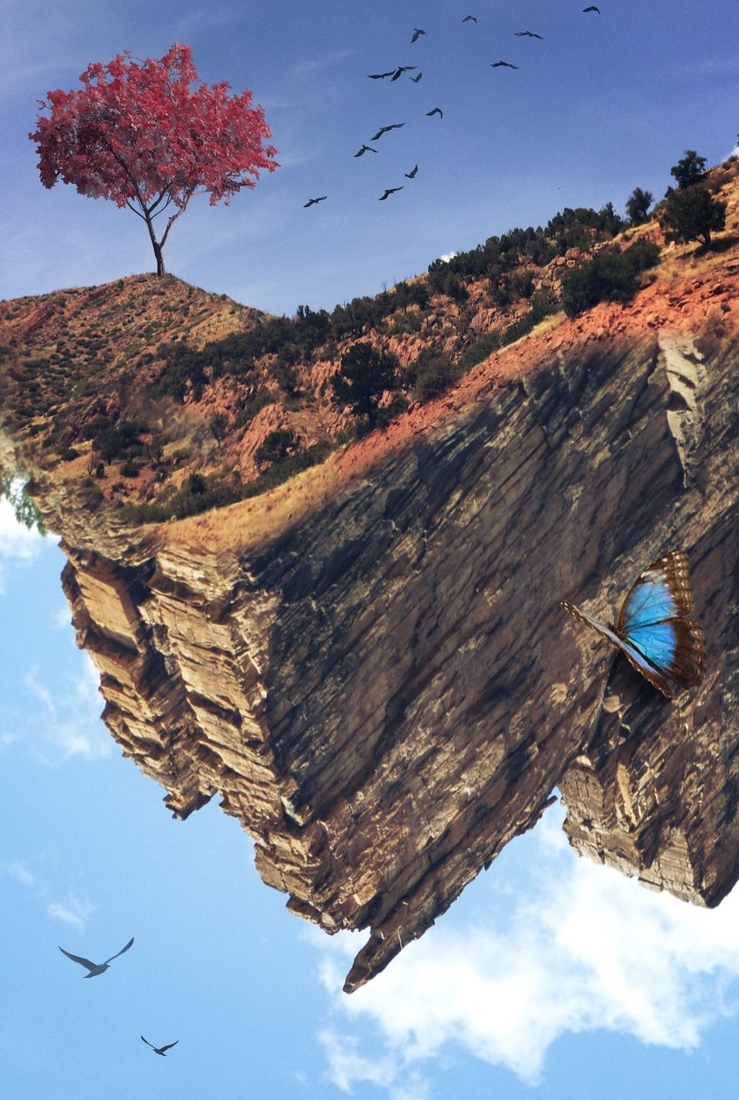 08-The-Butterfly-Helena-Milton-Photo-Manipulation-that-Shapes-our-View-of-the-World-www-designstack-co