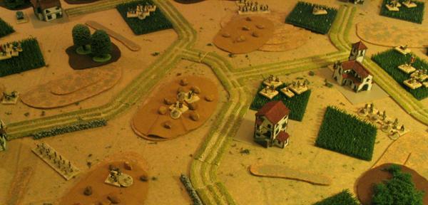 Doctorphalanx 15mm Crossfire Spanish Civil War Games