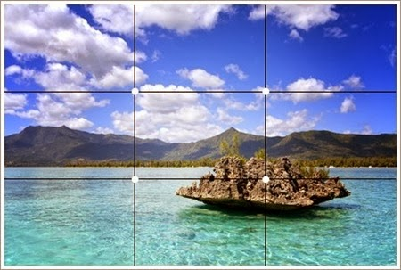 Rule of thirds definition techweb5 for Rule of three meaning