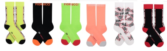 Fiorucci x Fun Socks Collection
