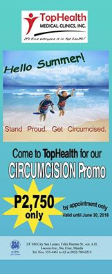 Circumcision Packages in Metro Manila