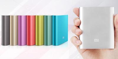 Pin sạc dự phòng Xiaomi có thiết kế đẹp, bền bỉ o daklak
